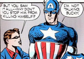 Golden Age Captain America