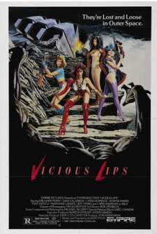 Vicious Lips movie poster