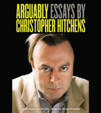 Arguably: Essays by Christopher Hitchens audiobook