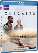 Outcasts BBC Blu-Ray