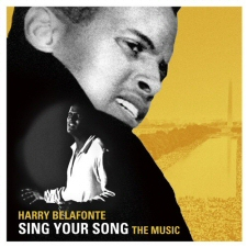 Harry Belafonte: Sing Your Song CD