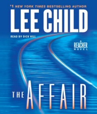 Lee Child: The Affair audiobook