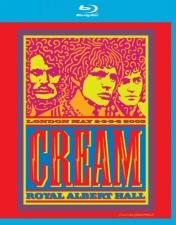 Cream: Royal Albert Hall 2005 Blu-Ray