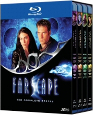 Farscape: The Complete Series Blu-Ray