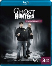 Ghost Hunters Season 6, Part 2 Blu-Ray
