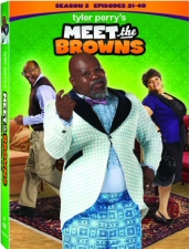 Meet the Browns Season 2 DVD