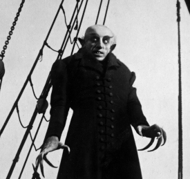 Count Orlock from Nosferatu