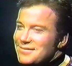 Shatner in bliss