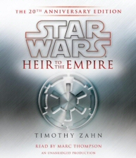 Star Wars: Heir to the Empire 20th Anniversary Audiobook