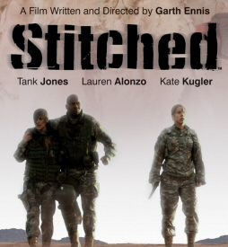 Stitched by Garth Ennis
