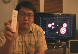 Wii 3D head tracking