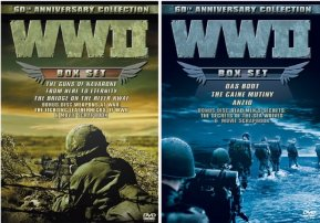 WWII DVD Boxed Sets
