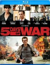 5 Days of War Blu-Ray
