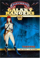 Adventures of the Galaxy Rangers: Tortuna DVD