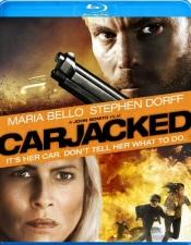Carjacked Blu-Ray