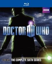 Doctor Who Series 6 Blu-Ray
