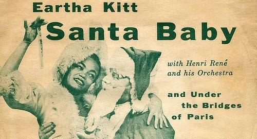Eartha Kitt: Santa Baby