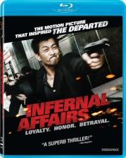 Infernal Affairs Blu-Ray