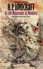 At the Mountains of Madness book cover