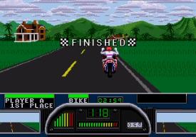 Road Race II: Finished