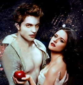 Twilight Sparkly Vampire and Consort