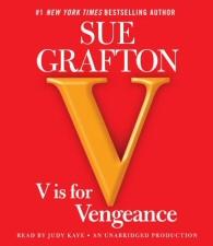 V is for Vengeance Audiobook