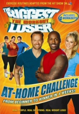 Biggest Loser: The Workout At-Home Challenge DVD