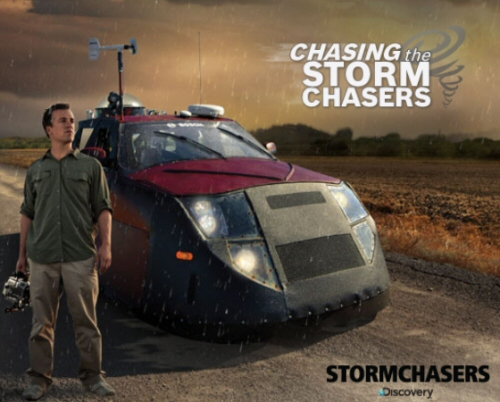 Chasing the Storm Chasers