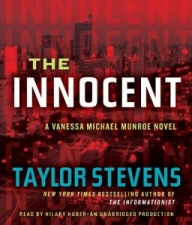 Innocent by Taylor Stevens audiobook