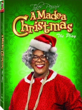 Madea Christmas The Play DVD