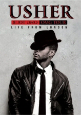 Usher OMG Tour Live From London DVD