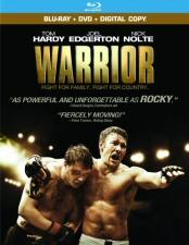 Warrior Blu-Ray