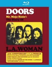 Doors: Mr. Mojo Risin: Story of L.A. Woman Blu-Ray
