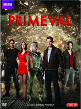 Primeval Vol. 3 DVD