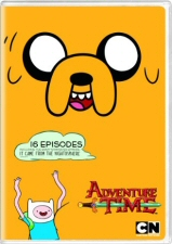 Adventure Time: It Came From the Nightosphere DVD