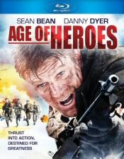 Age of Heroes Blu-Ray