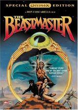Beastmaster DVD