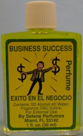 Business Success Perfume