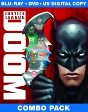 Justice League Doom Blu-Ray