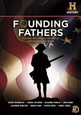 Founding Fathers DVD