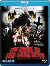 House By The Cemetery Blu-Ray