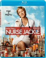 Nurse Jackie Season 3 Blu-Ray