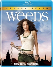 Weeds Season 7 Blu-Ray
