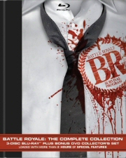 Battle Royale Collection Blu-Ray