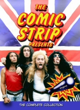 Comic Strip Presents: The Complete Collection DVD