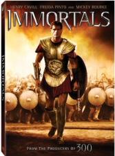 Immortals DVD