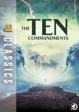 Ten Commandments (History Channel) DVD
