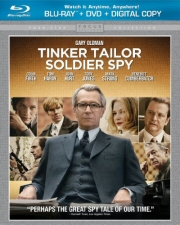 Tinker Tailor Soldier Spy 2011 Blu-Ray