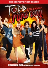 Todd and the Book of Pure Evil Season 1 DVD