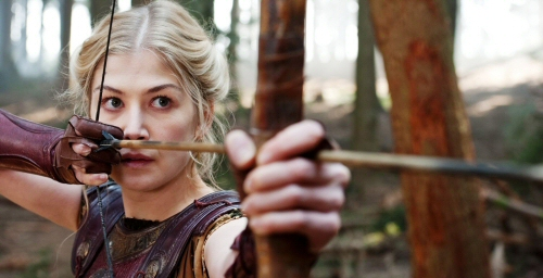 Rosamund Pike from Wrath of the Titans 3D